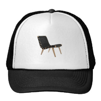 JENS RISOM by Knoll Mid-Century Modern Strap Chair Cap