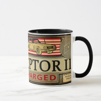 Jensen Interceptor Mug 6