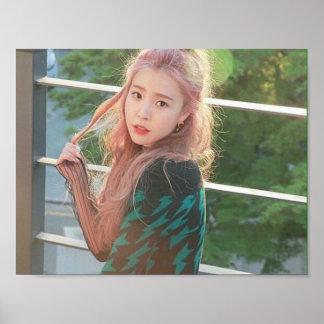 Jeon Minju poster