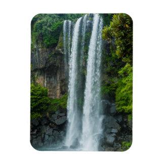 Jeongbang waterfall, South Korea Magnet