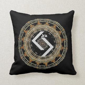 ☼ JERA - Rune of Time ☼ Cushion