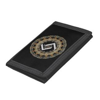 ☼ JERA - Rune of Time ☼ Tri-fold Wallet