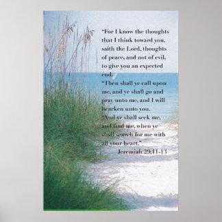 Jeremiah 29A Poster