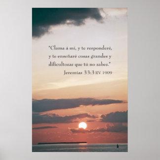 Jeremias 33:3 posters
