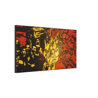 """Jericho"" Premium Canvas Print"