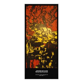 """Jericho"" Value Bookmarks Rack Card"