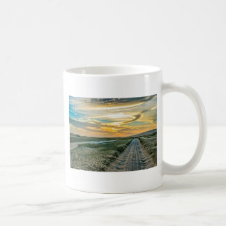 Jericoacoara National Park Dunes Road Coffee Mug