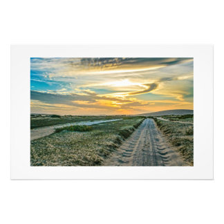 Jericoacoara National Park Dunes Road Photo Print