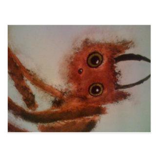 Jerk Monster Postcard