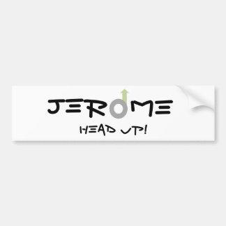 Jerome, AZ Bumper Sticker