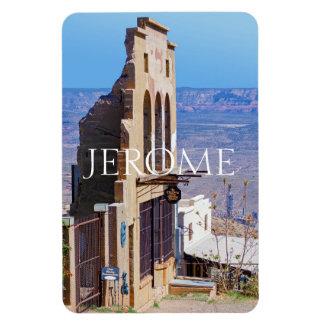 Jerome Ghost Rectangular Photo Magnet