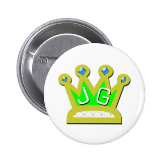 Jerome Greene Of Team Green/e's Products 6 Cm Round Badge