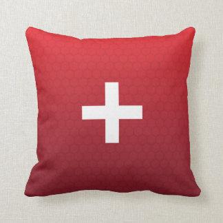 JERRILLA Design Custom Cotton Pillow Switzerland