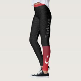 JERRILLA Design Custom sport put-went to Türkiye Leggings