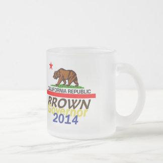 Jerry BROWN 2014 Mug