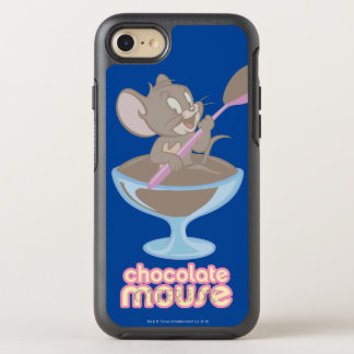 Jerry Chocolate Mouse OtterBox Symmetry iPhone 7 Case