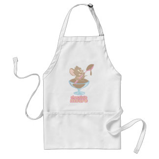 Jerry Chocolate Mouse Standard Apron
