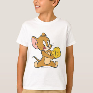 Jerry Likes His Cheese T Shirts