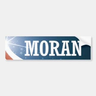 Jerry Moran 2016 Bumper Sticker