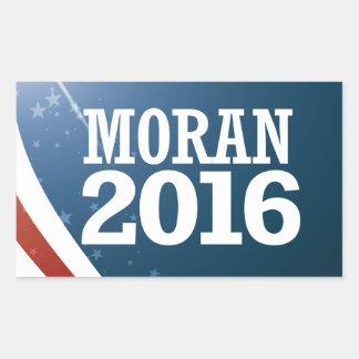 Jerry Moran 2016 Rectangular Sticker