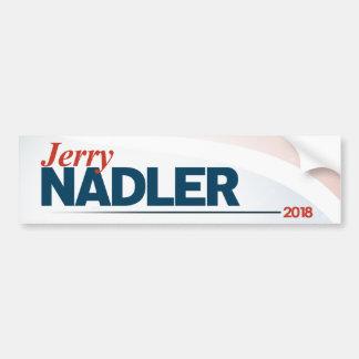 Jerry Nadler Bumper Sticker