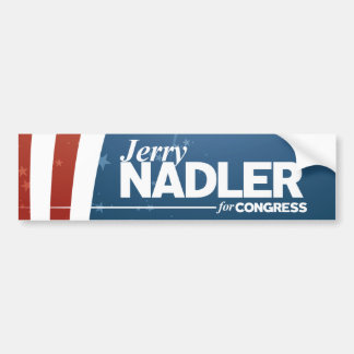 Jerry Nadler Bumper Sticker