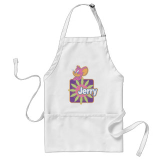 Jerry Neon Mouse Standard Apron