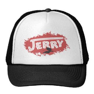 Jerry Silhouette Logo Cap