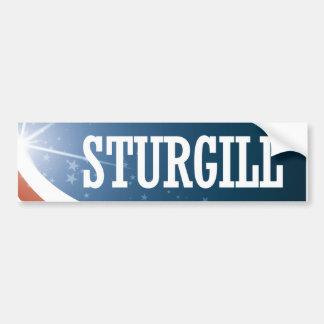 Jerry Sturgill 2016 Bumper Sticker