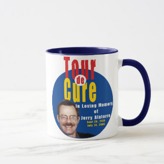 Jerry Tour Logo Mug