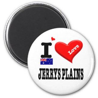JERRYS PLAINS - I Love Magnet
