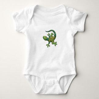 Jersey Bodysuit - Cartoon Iguana