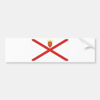 Jersey Bumper Sticker