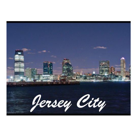 Jersey City Postcard