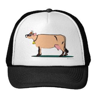 Jersey Cow (dark) Cap