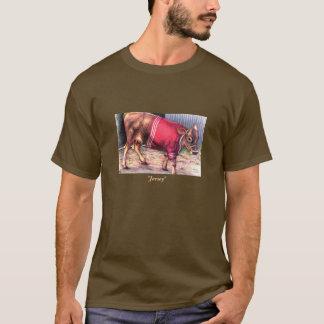 'Jersey' dark T-Shirt