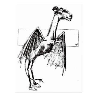 jersey-devil-1 postcard