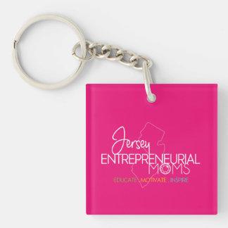 Jersey Entrepreneurial Moms Key Chain #theJEMlife