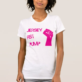 Jersey Fist Pump T-Shirt