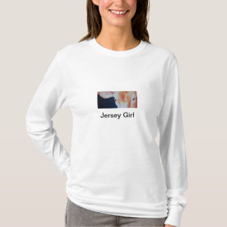 Jersey Girl by Janet Means Belich, Jersey Girl T-Shirt