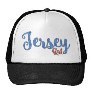 Jersey Girl Diamond design Cap