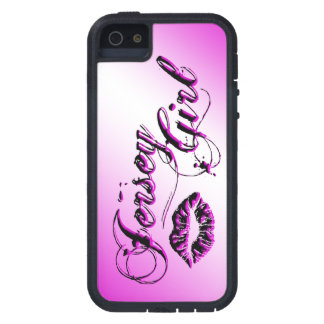 Jersey Girl iPhone 5s Form Factor Tough Xtreme Cover For iPhone 5