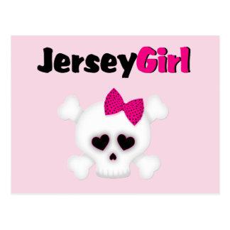 Jersey Girl Post Card