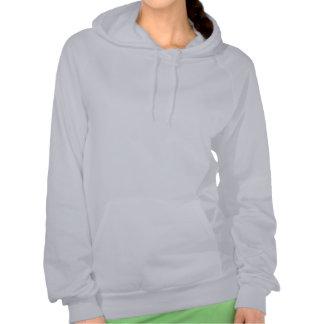 """""""Jersey Girl"""" Women's Fleece Hoodie"""