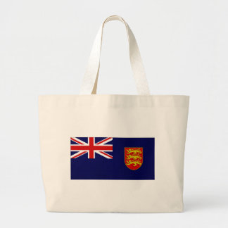 Jersey Government Ensign Jumbo Tote Bag