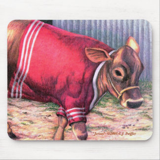 'Jersey' Mouse Pad