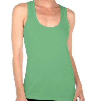 JERSEY NUMBER TANK TOPS