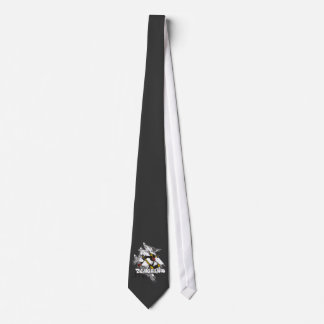 Jersey Penguins Graffiti Tie