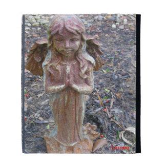 Jersey Shore Angel of Hope IPAD portfolio case iPad Folio Cover