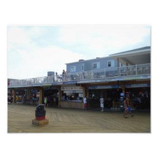 Jersey Shore: Beachcomber - Seaside New Jersey Photo Print